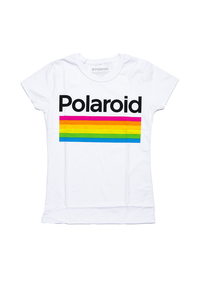 Aao Fashion Women Polaroid Graphic S/S Tee