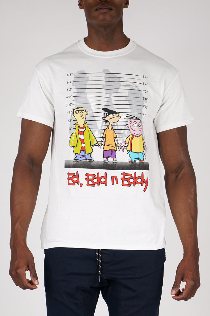 Aao Fashion Men Graphic Tee Ed Edd N Eddy