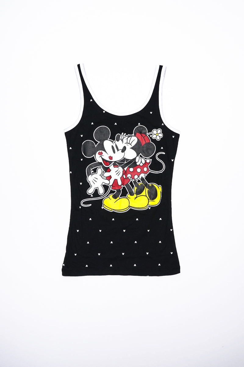 Aao Fashion Women Mm Printed Tank Top