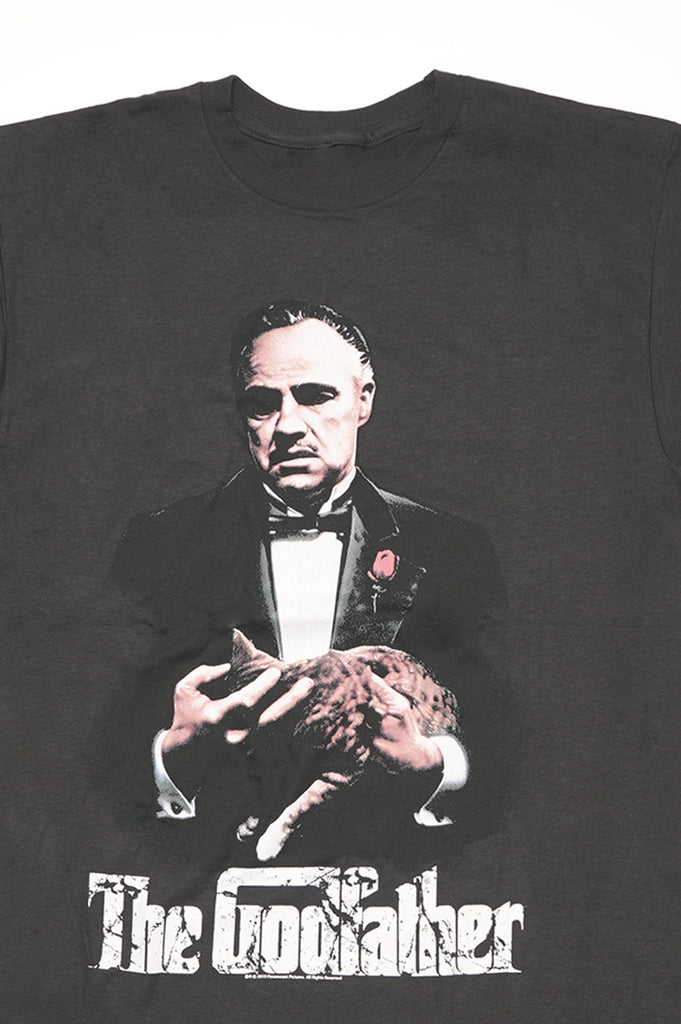 Aao Fashion Men Graphic S/S Tee The Godfather