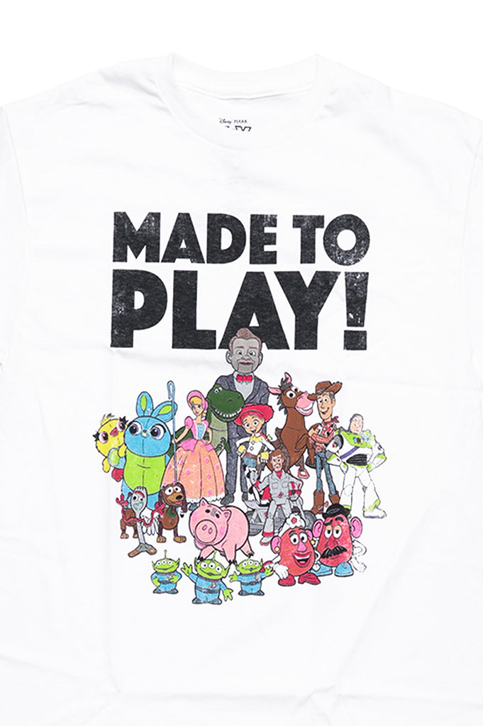 Aao Fashion Men Graphic S/S Tee Ts4 Team Toys