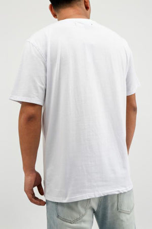 Hudson Men Counting Rack S/S Tee