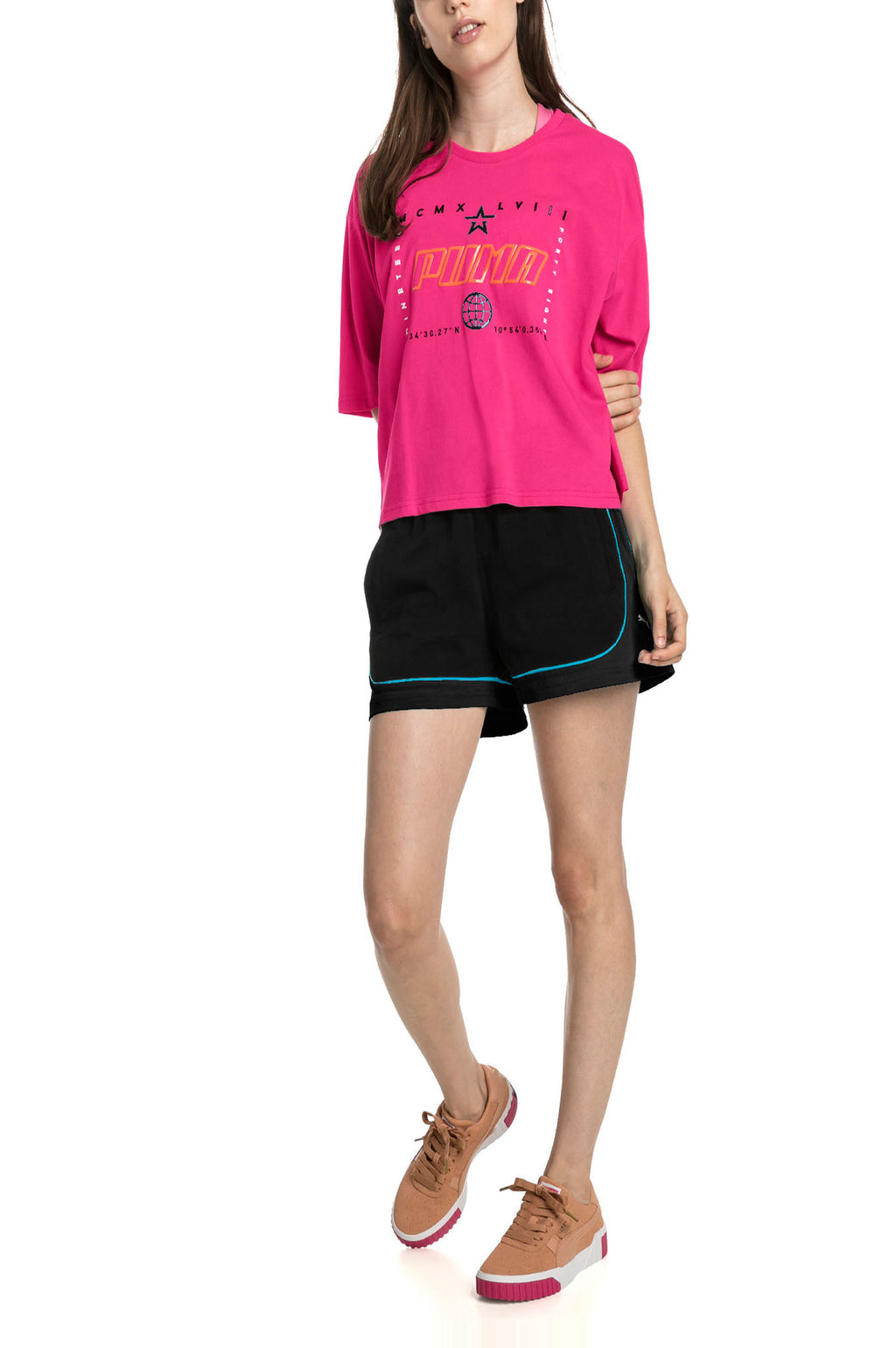 Puma Women Trail Blazer Tee