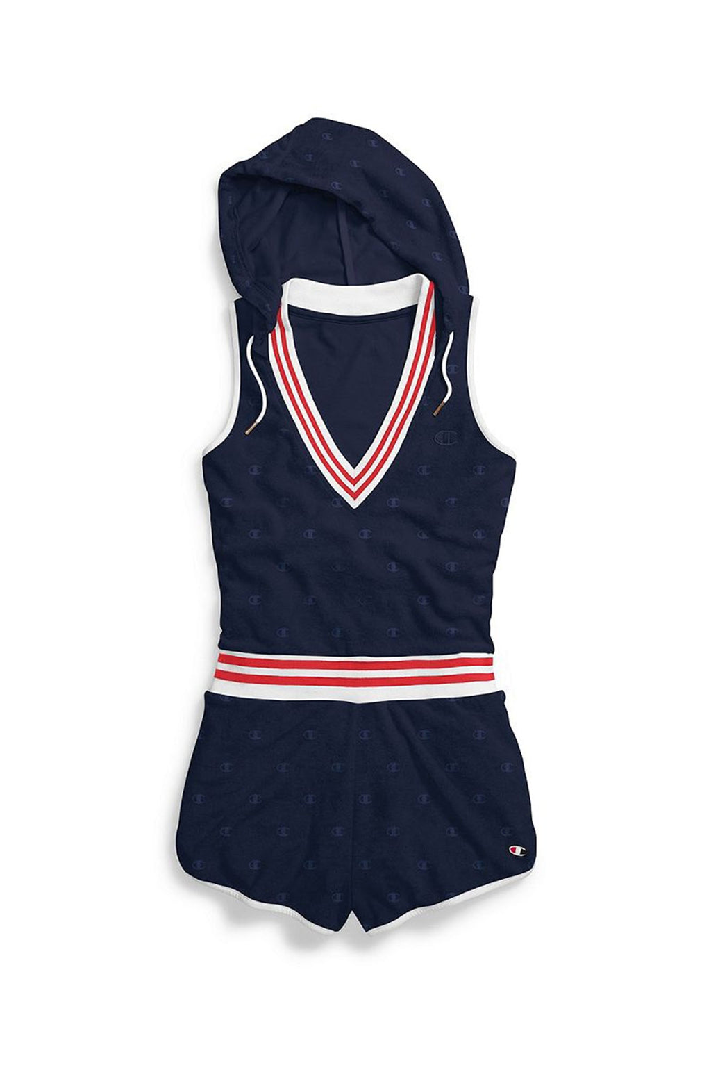 Champion Women Terry Cloth Romper