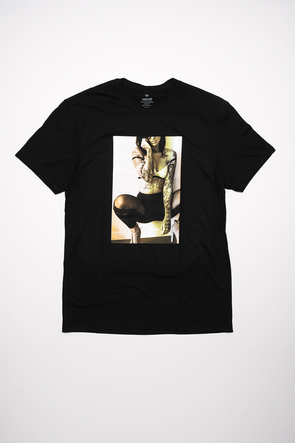 Aao Fashion Men Graphic S/S Tee Girls