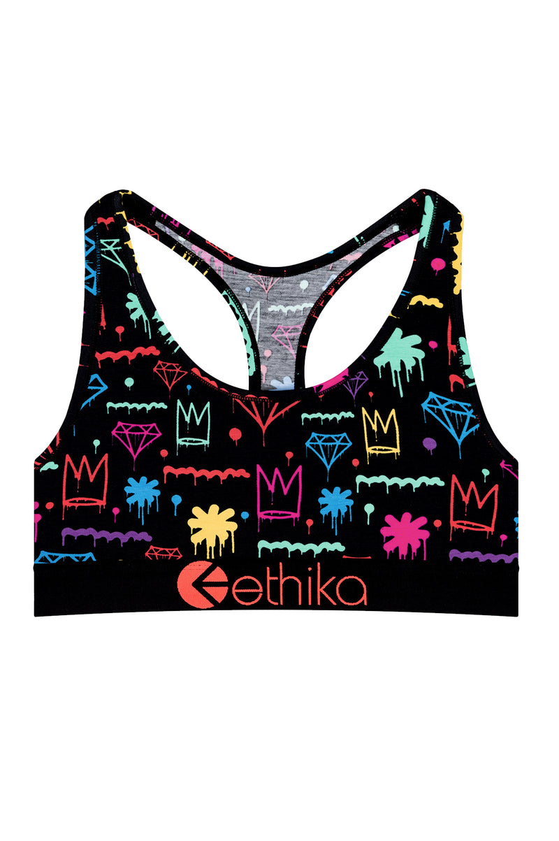 Ethika Women King Pin - S Bra