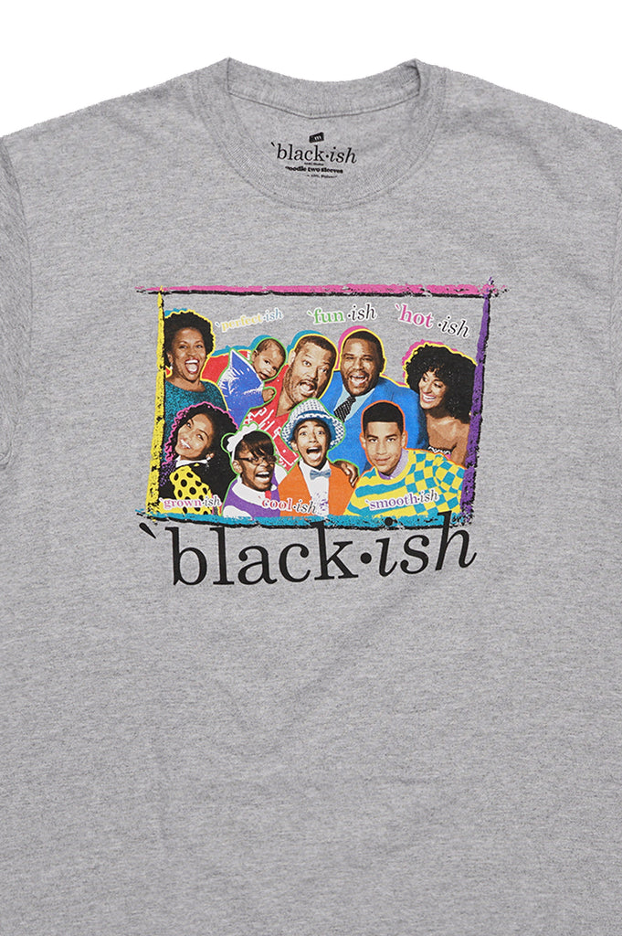 Aao Fashion Men Graphic S/S Tee Blackish