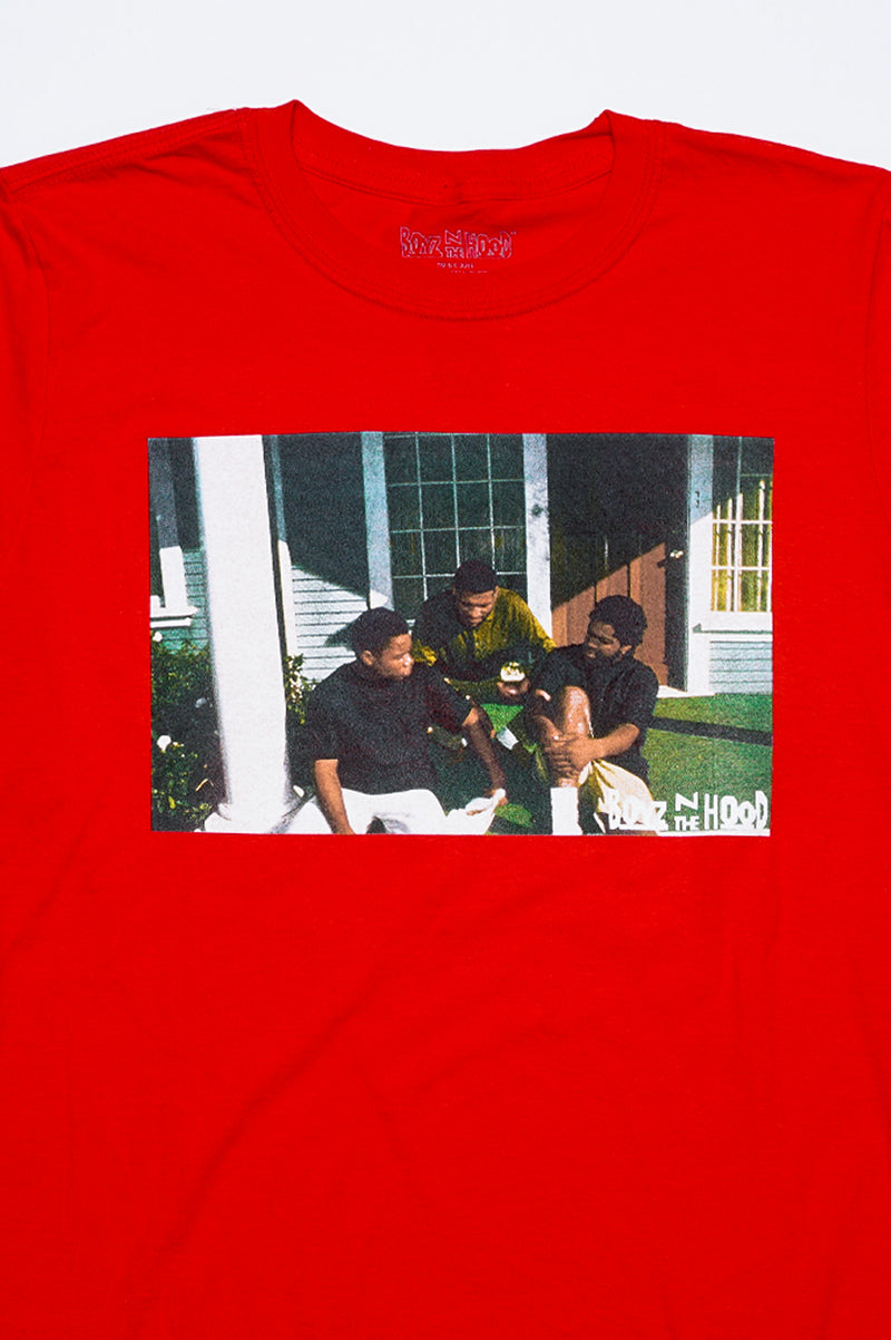Aao Fashion Mens Graphic S/S Tee - Boyz N The Hood