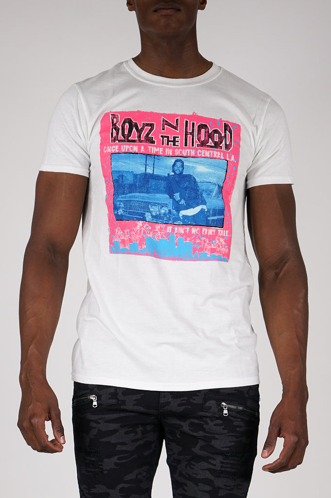 Aao Fashion Men Boyz N The Hood S/S Tee