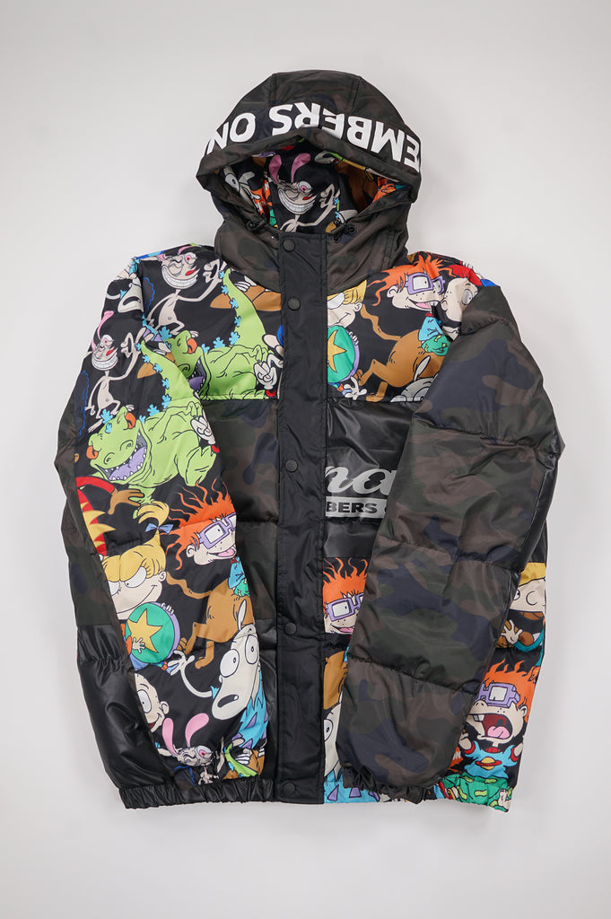 Members Only Men Looney Tunes Bomber