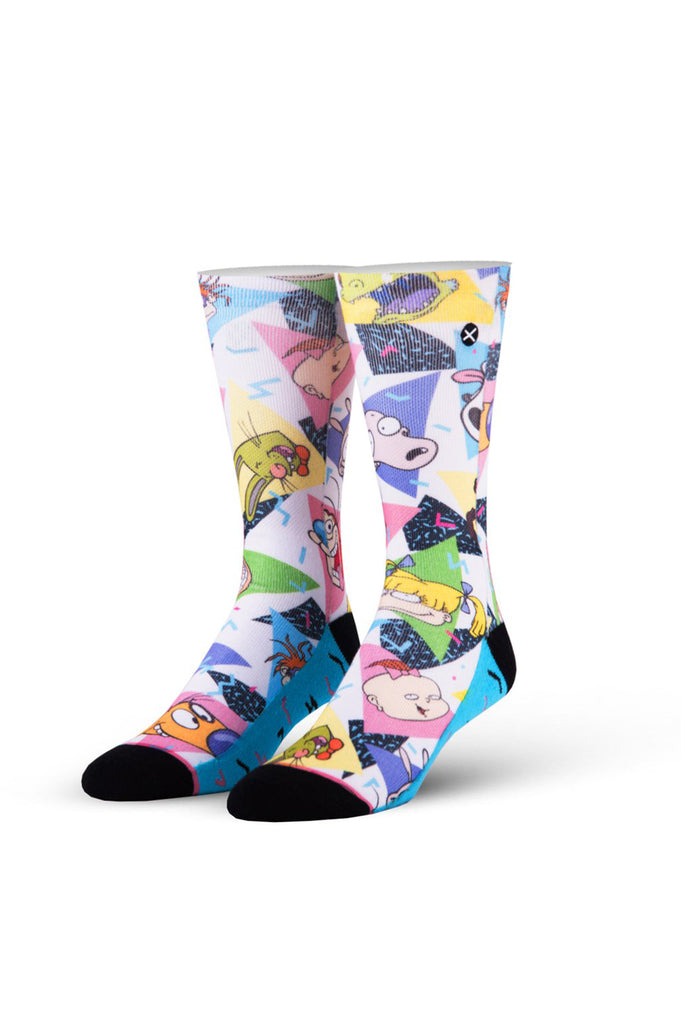 Odd Socks Odd Sox Nick 90`S