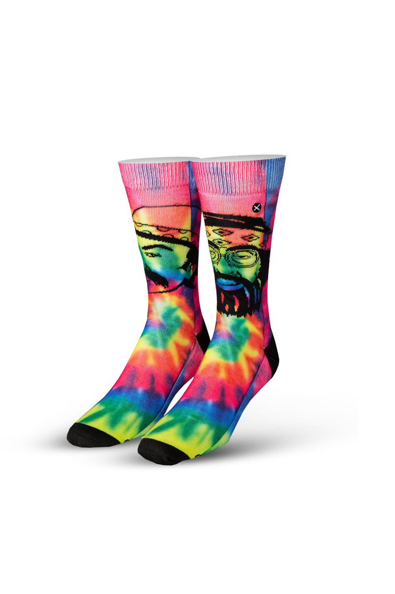 Odd Socks Odd Sox Cheech & Chong Trippy