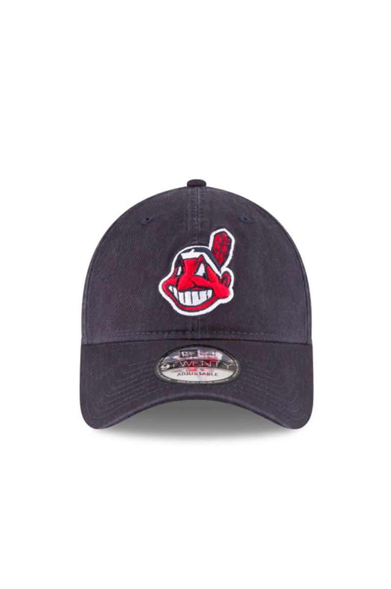 New Era Men Dad Hat CLEVELAND INDIANS