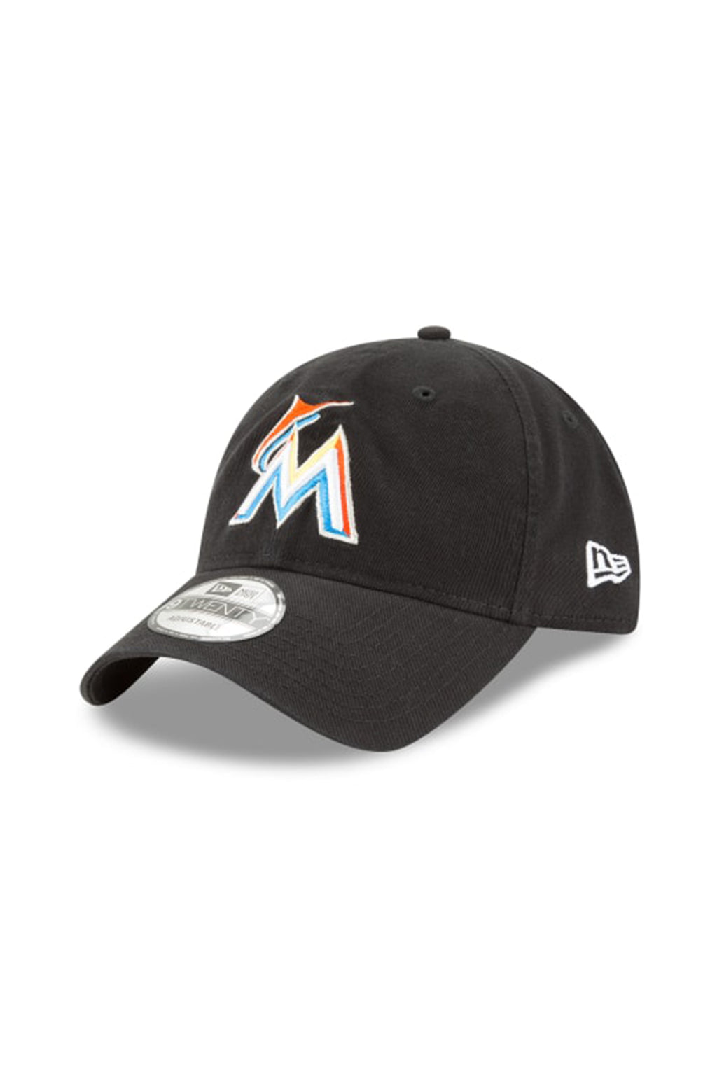New Era Men Dad Hat MIAMI MARLINS