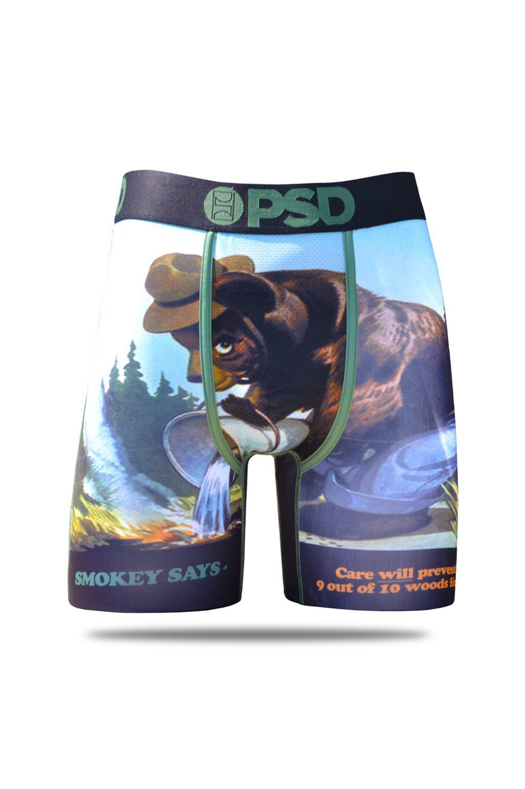 PSD Men SMOKEY BEAR