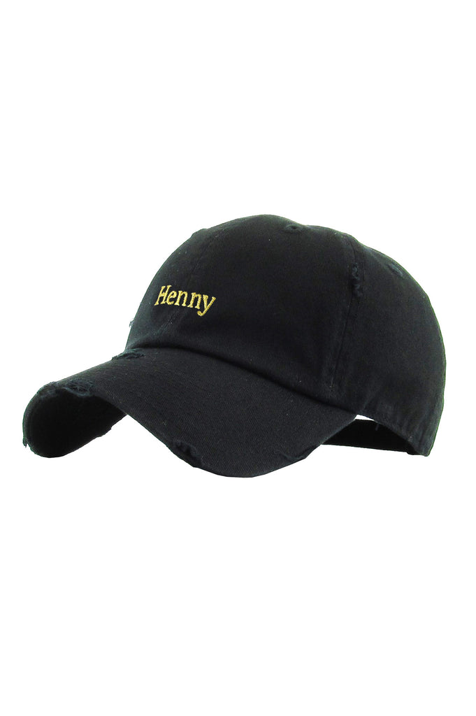Aao Fashion Acc Dad Hat Henny