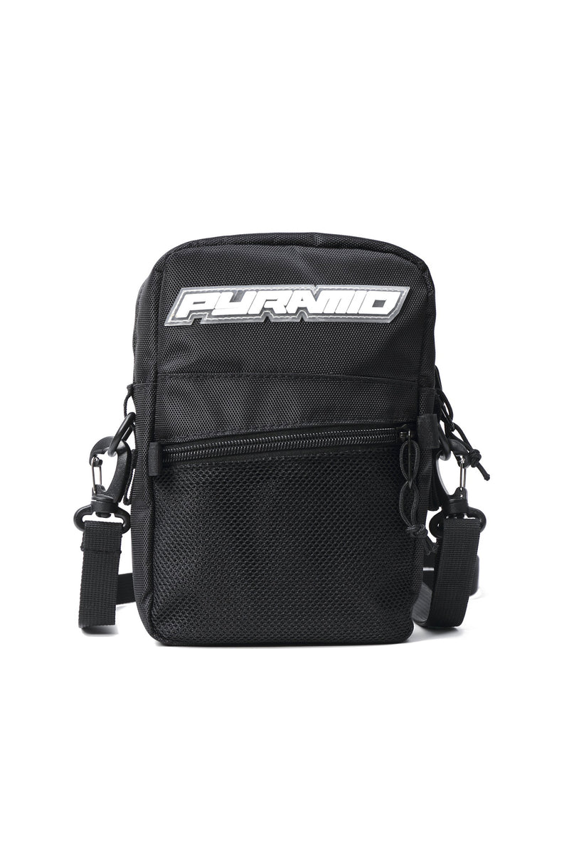 Black Pyramid Acc Small Tech Shoulder Bag