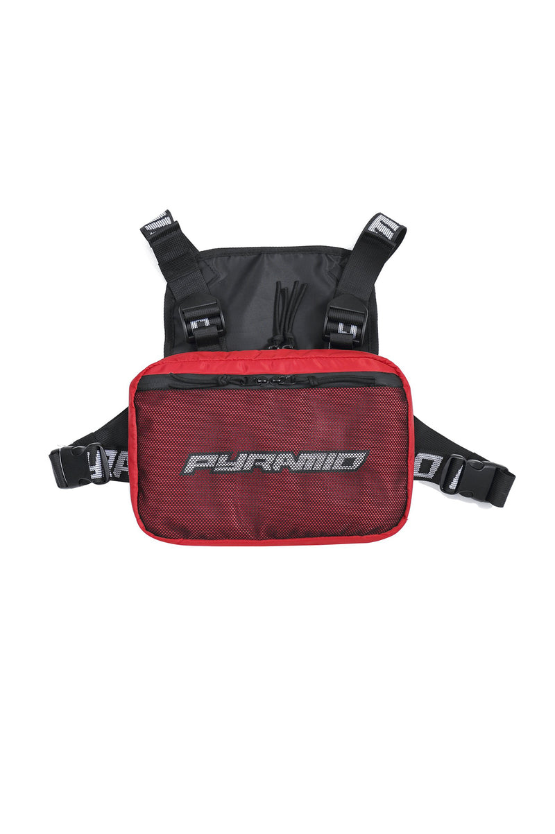Black Pyramid Acc Chest Rig Bag