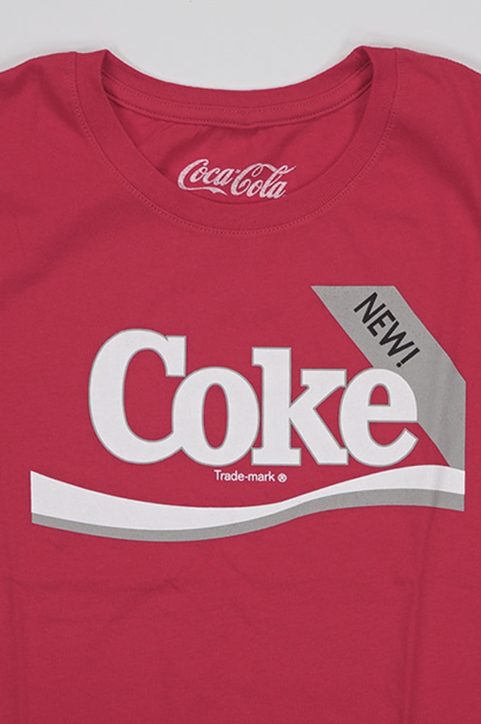 Aao Fashion Women New Logo Coke S/S Tee