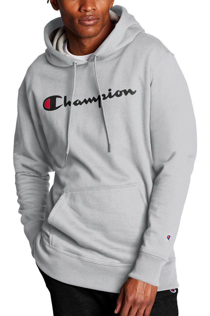 Champion Men Graphic Powerblend Hood