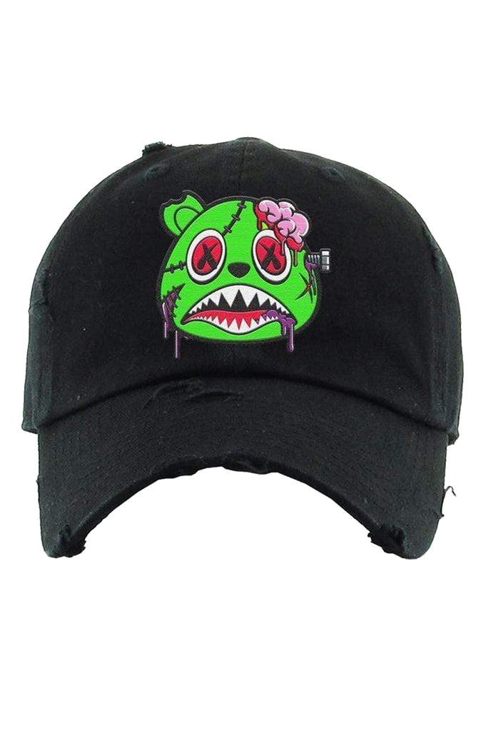 Baws Acc Dad Hat Baws Zombie