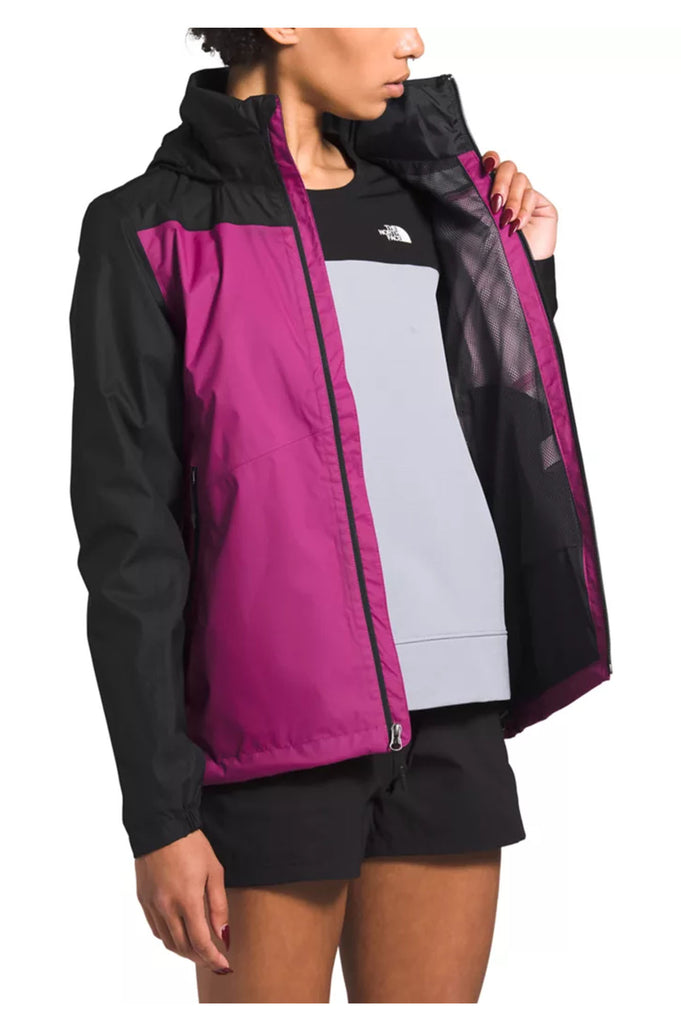 North Face Women Resolve Plus Jacket