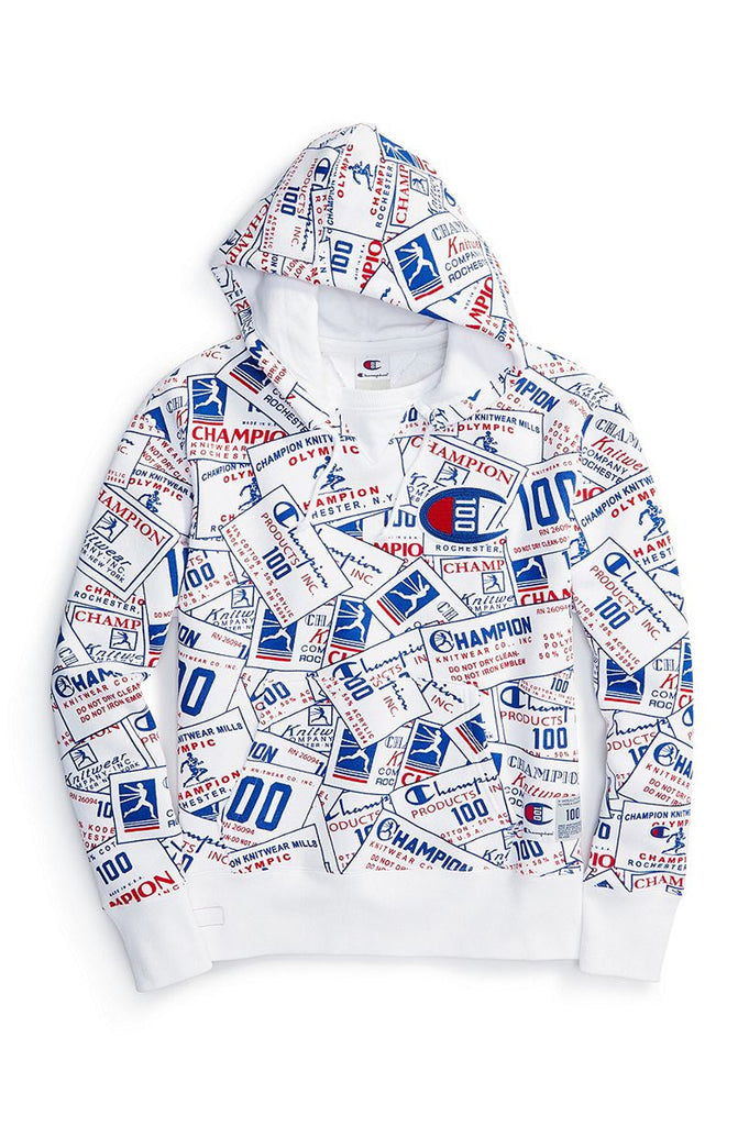 Champion Men Mens Century Hoodie