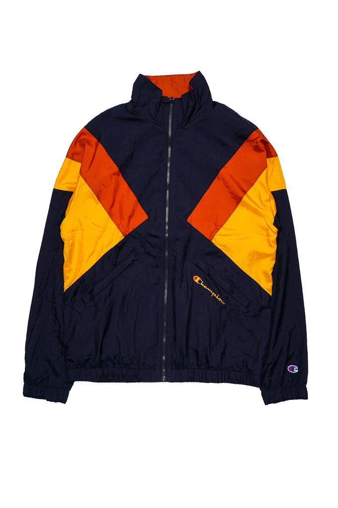 Champion Men Nylon Warm Up Jacket