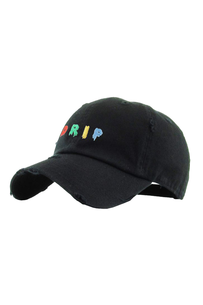 Aao Fashion Acc Dad Hat Drip