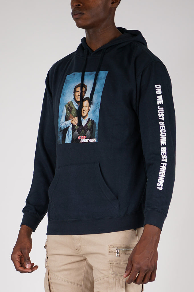 Aao Fashion Men Graphic Step Brothers Hoodie