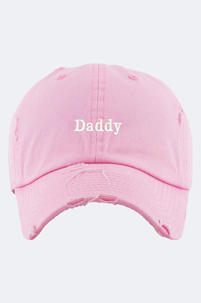 Aao Fashion Acc Dad Hat Daddy