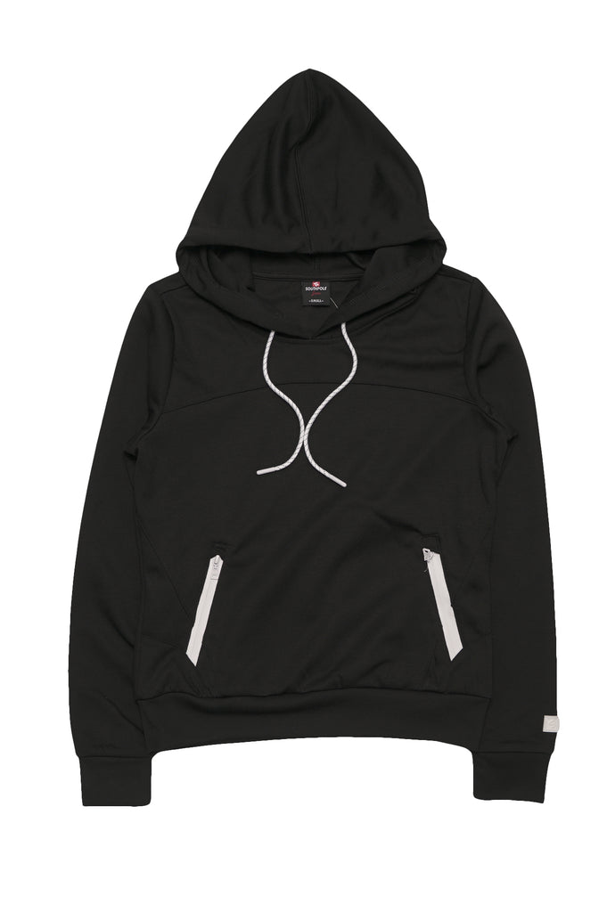 Southpole Women Basic Tech Fleece Hoodie