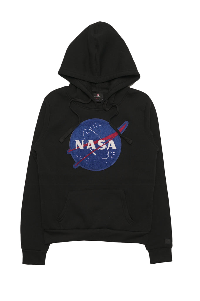 Southpole Women Nasa Fleece Hoodie