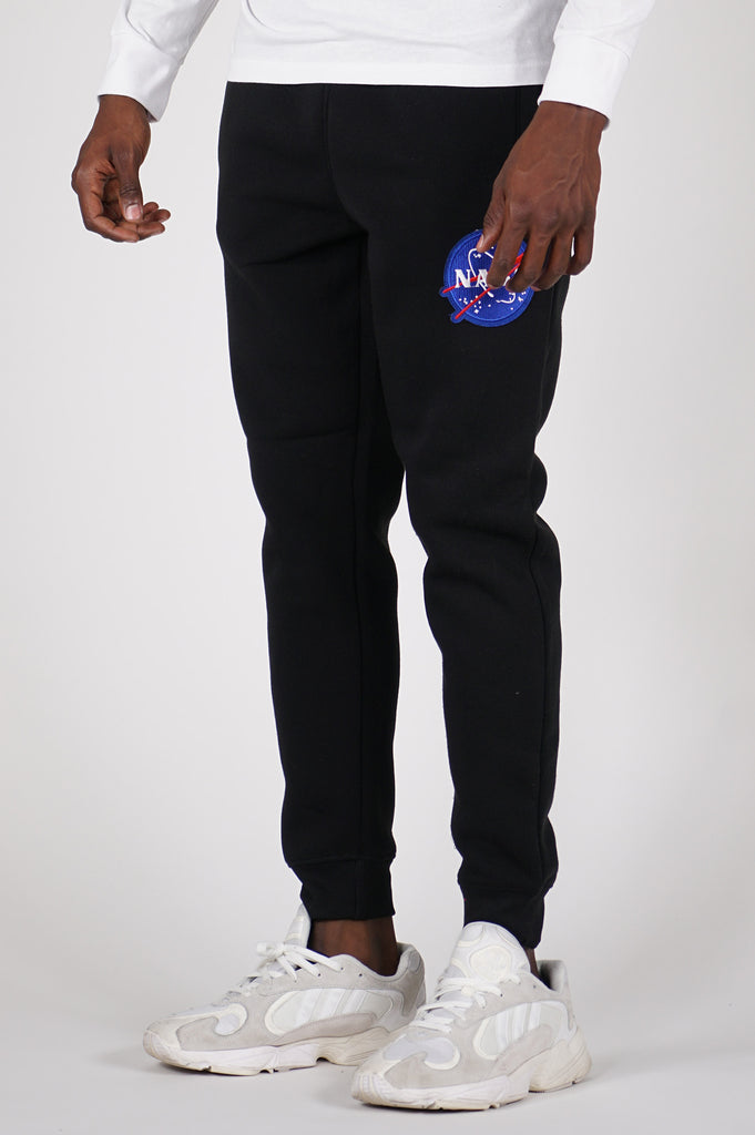 Wt02 X Nasa Men W/ Embroiderded Patch Joggers