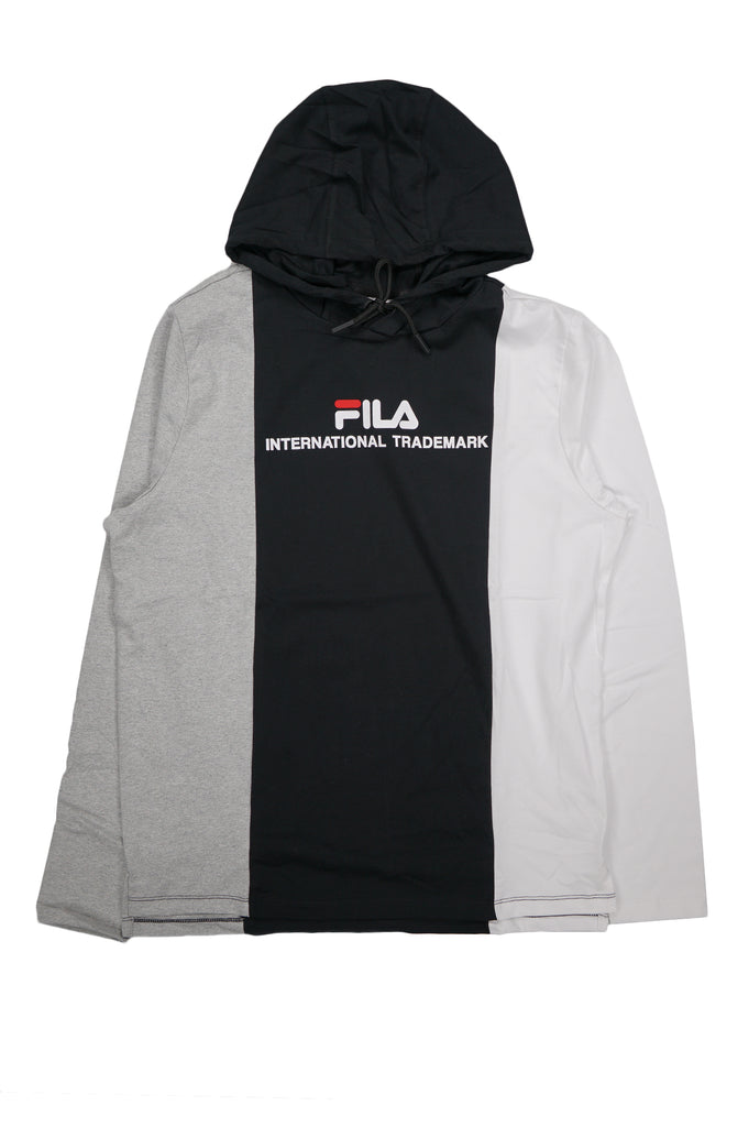 Fila Men Flavio Hooded Tee