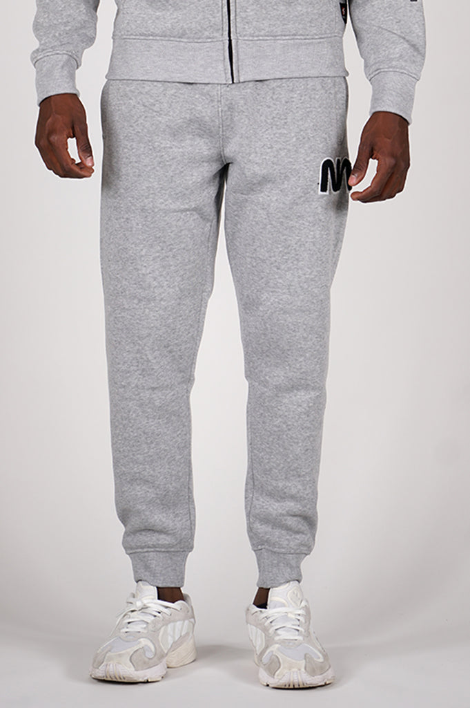 Southpole X Nasa Men Chenille Patch Jogger