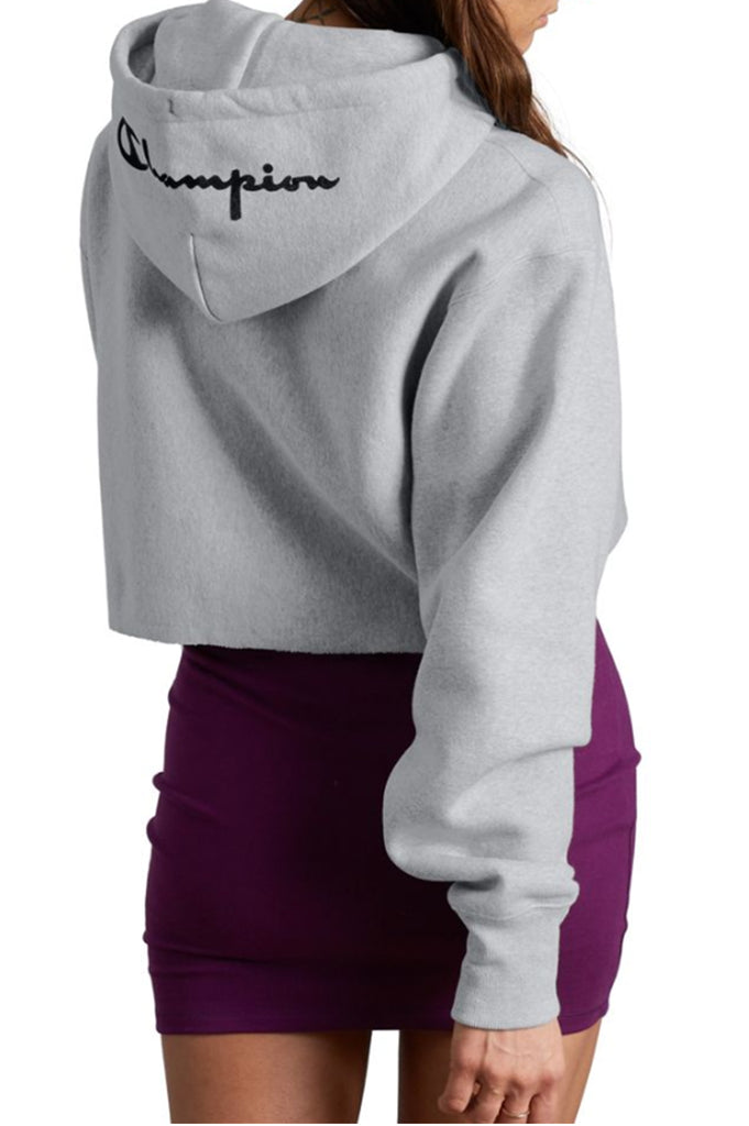 Champion Women Reverse Weave Cropped Pullover