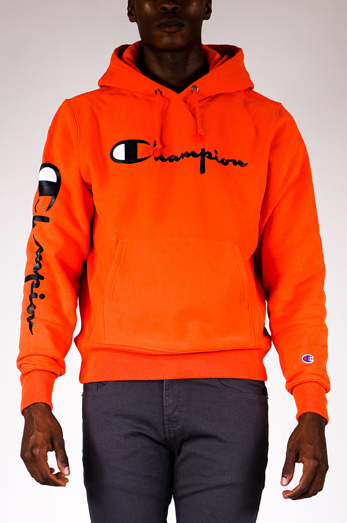 Champion Men Rw Aao Exclusive Pullover Hoodie