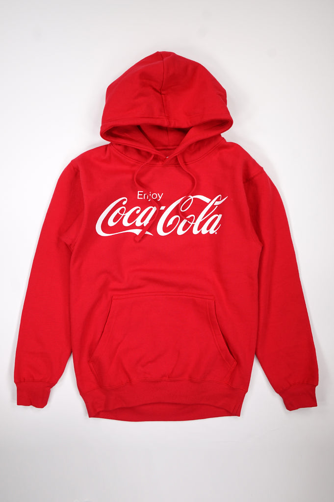 Aao Fashion Women Enjoy Coca Cola-8 Pullover Hoodie