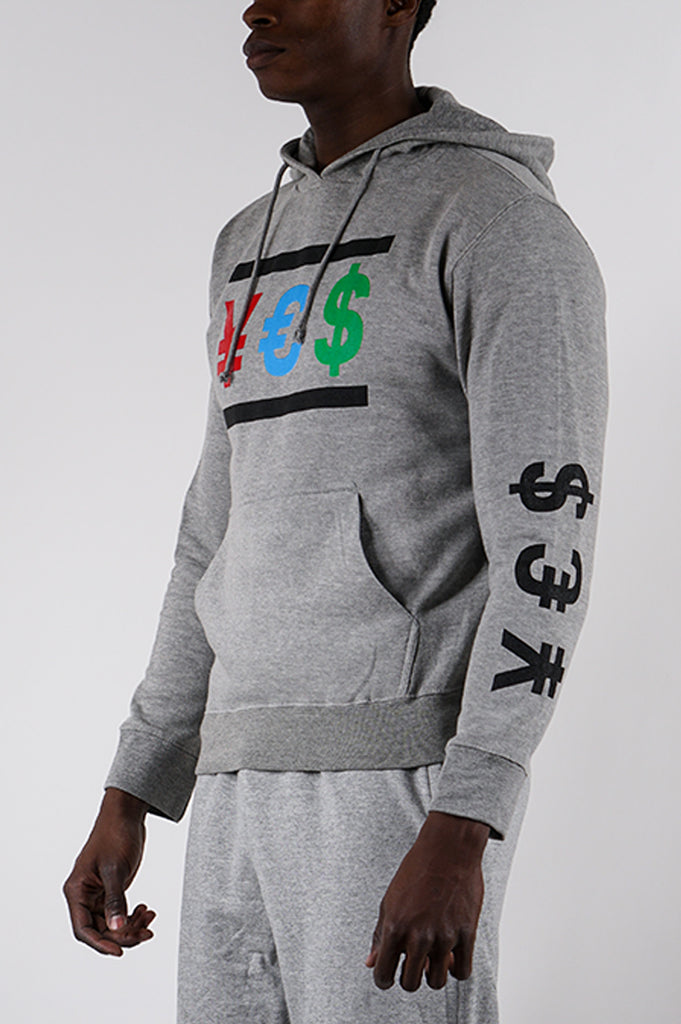 Aao Fashion Men Graphic Hoody