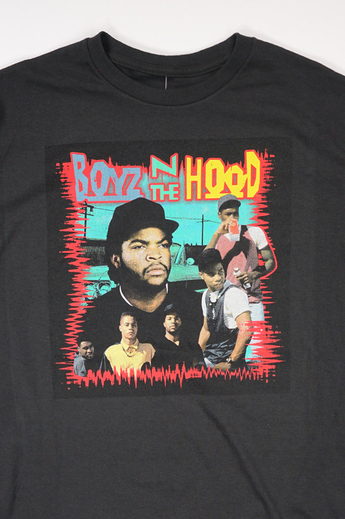 Aao Fashion Men Graphic S/S Tee Boyz N The Hood