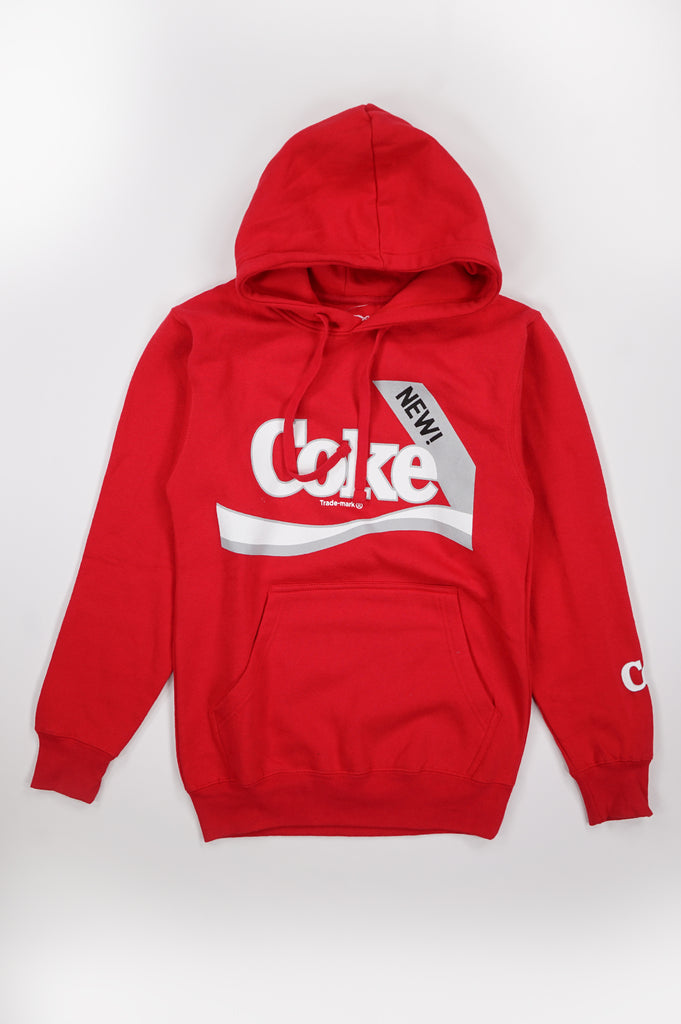 Aao Fashion Women New Logo Coke Pullover Hoodie