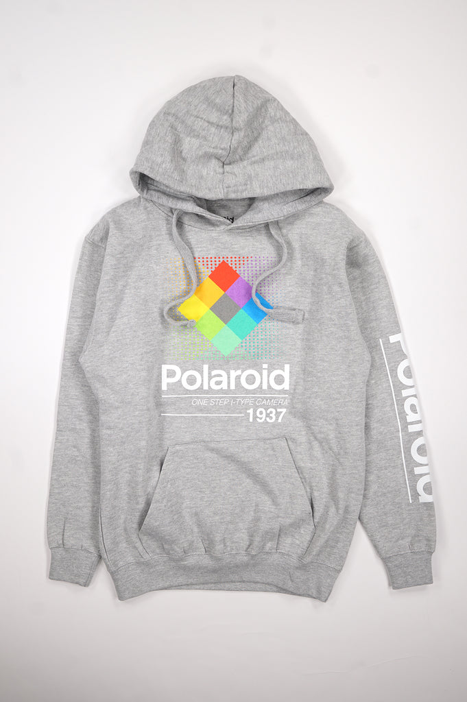 Aao Fashion Women Polaroid Pullover Hoodie