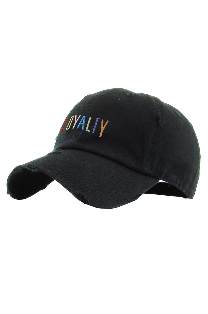 Aao Fashion Acc Loyalty Cap