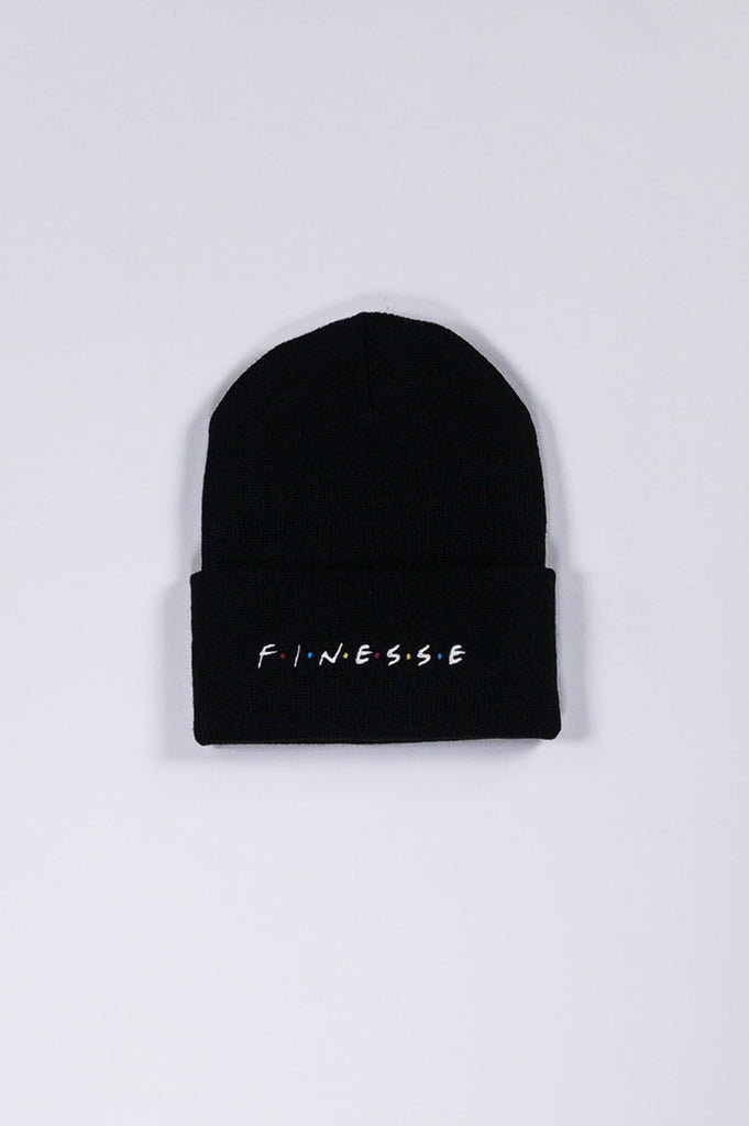 Aao Fashion Acc Beanie Finesse