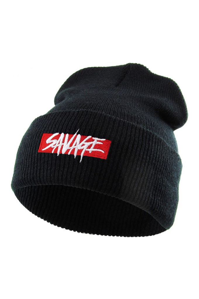 Aao Fashion Acc Beanie Savage