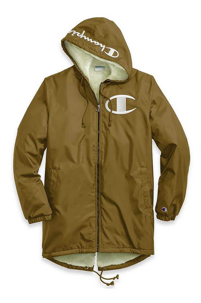 Champion Men Sherpa Lined Stadium Jacket