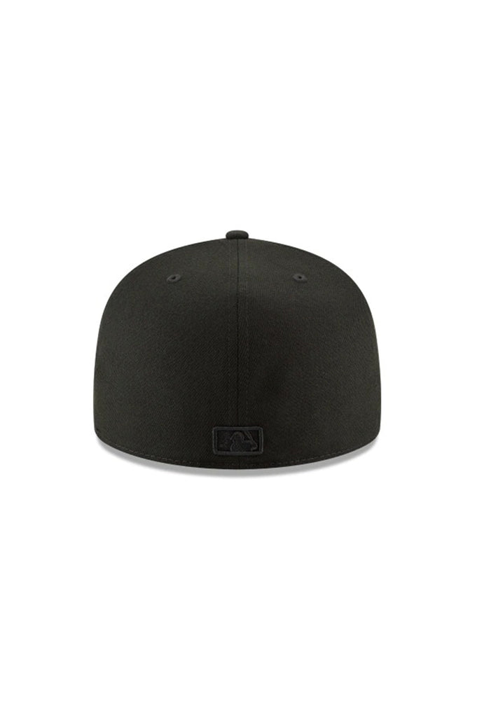 New Era Acc New York Yankees Blackout Basic 59Fifty Fitted Hats