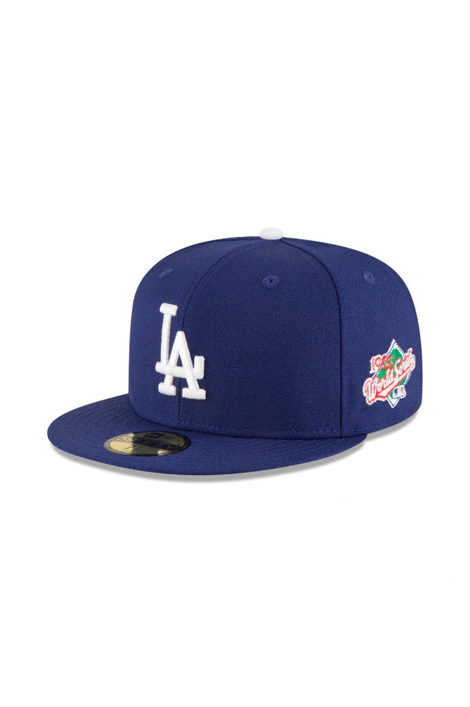 New Era Acc Los Angeles Dodgers 1988 World Series Wool 59Fifty Fitted Hat