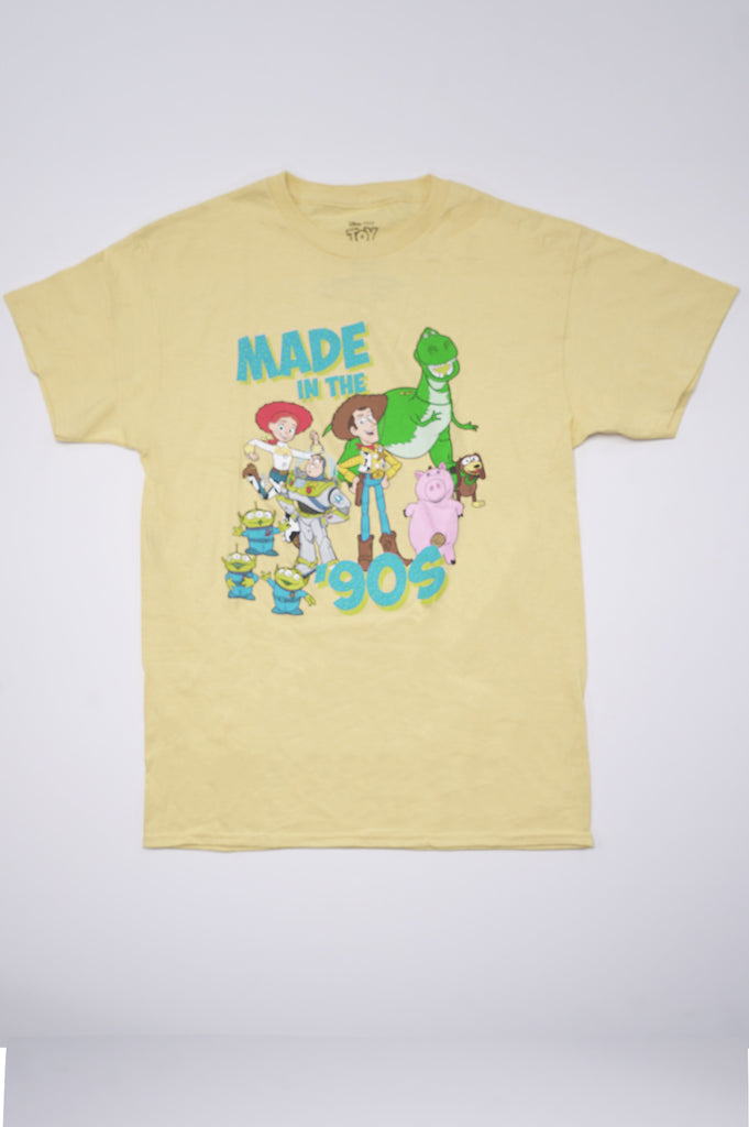 Aao Fashion Men Toy Big Group 90S Graphic Tee